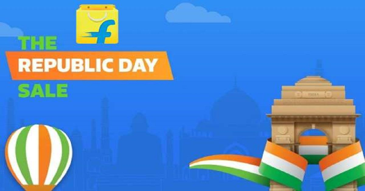 Flipkart Republic Day Sale: best deals on smartphones, electronics, home appliances and more