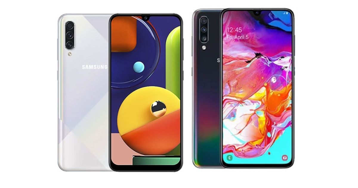 Samsung Galaxy A50s and A70s available with up to Rs 3,000 instant cashback in offline stores