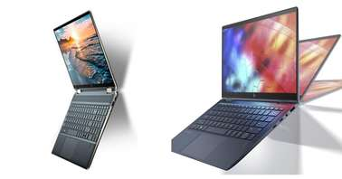 HP Spectre x360 15 and Elite Dragonfly G2