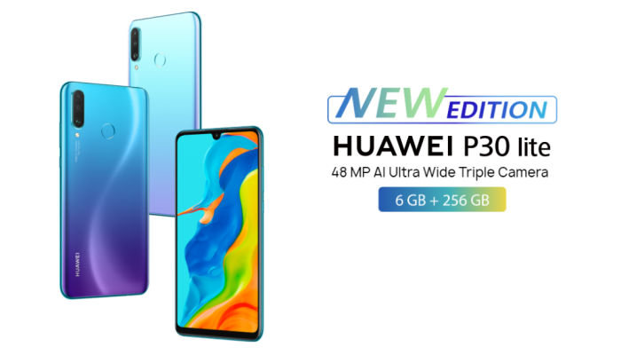 Huawei P30 Lite New Edition-