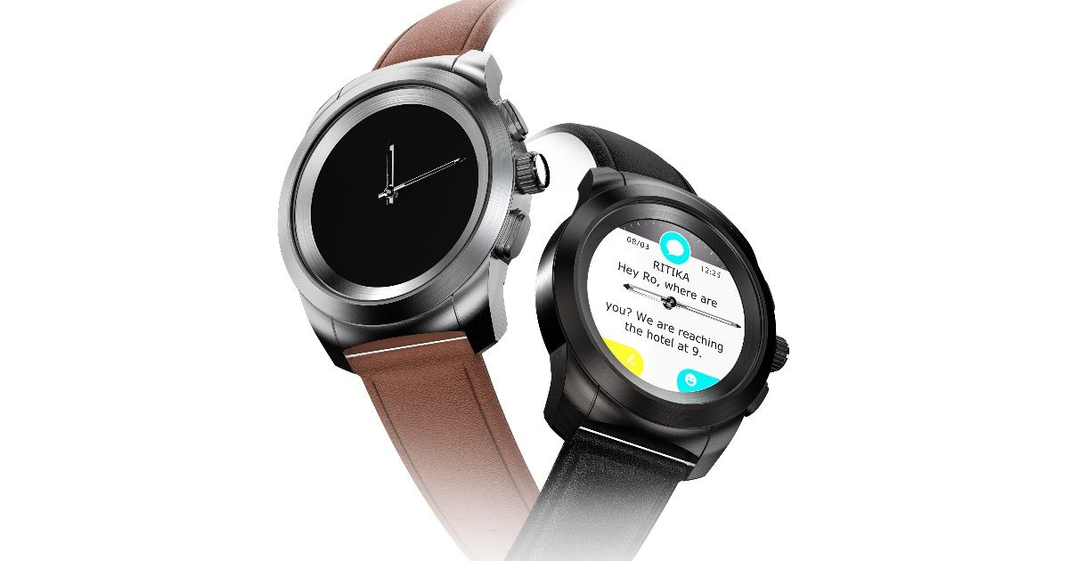 NoiseFit Fusion hybrid smartwatch launched for Rs 6,999
