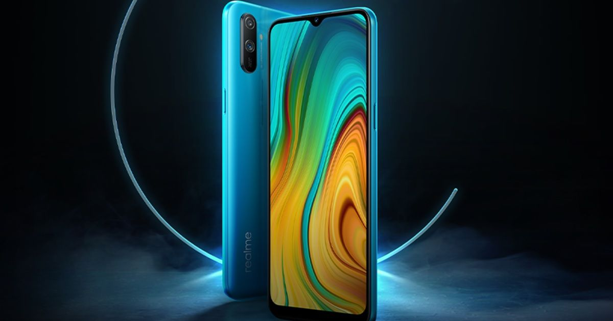Realme C3 India launch set for February 6th, dewdrop display and dual rear cameras confirmed