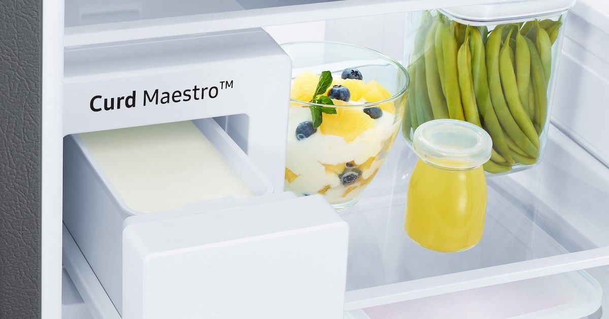Samsung's Curd Maestro refrigerator can make curd in 5 hours