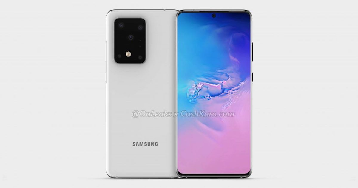 Samsung Galaxy S20 5G, S20+ 5G, and S20 Ultra 5G complete specs leaked ahead of launch