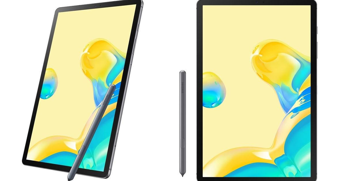 Samsung Galaxy Tab S6 5G goes official as world's first tablet with support for 5G