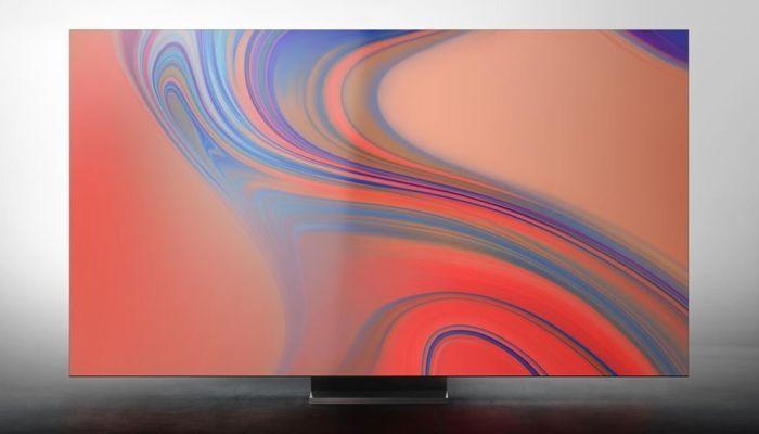 Samsung Q950TS QLED 8K TV-