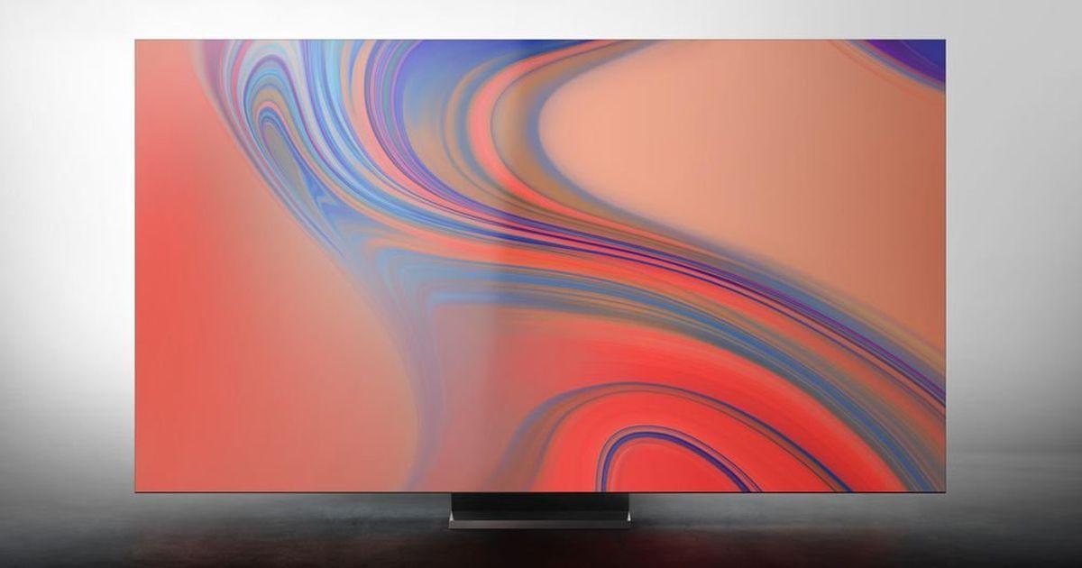 Samsung Q950TS OLED 8K TV