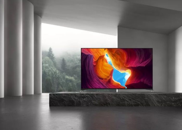 Sony X950H LCD TV launched
