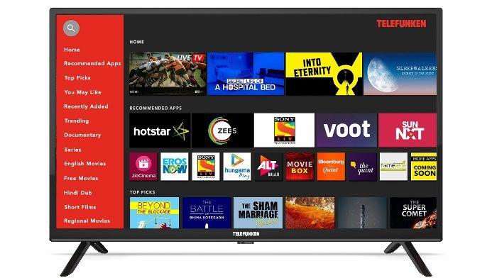 Telefunken 32-inch HD Ready Smart TV