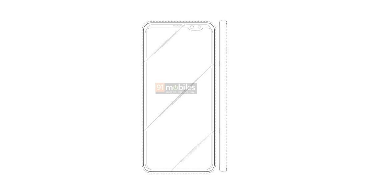 Samsung patent hints at all-new smartphone notch design