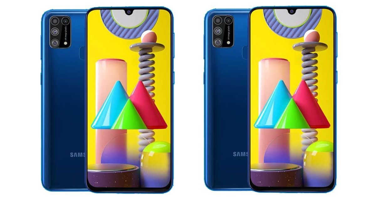 Samsung Galaxy M31 colour variants, complete specs leaked ahead of February 25th launch