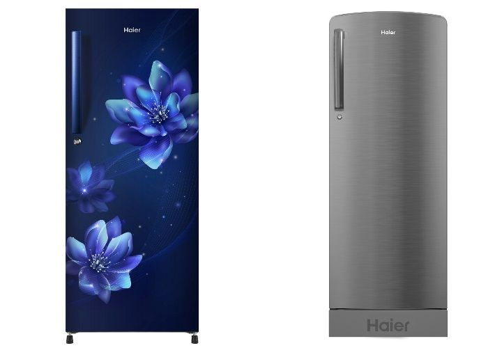 Haier Direct Cool single-door refrigerator with Inverter compressor