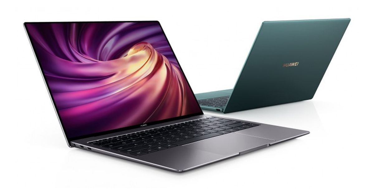 Huawei MateBook X Pro (2020), D 14 and 15 notebooks announced