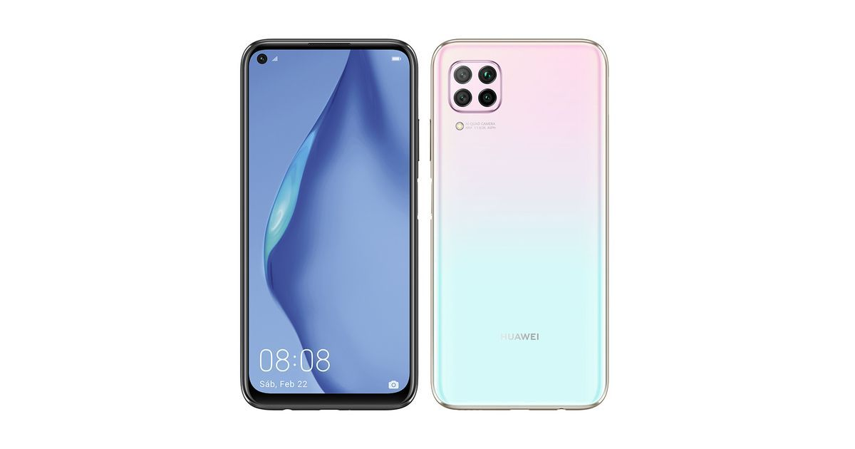 Huawei P40 Lite with Kirin 810 and 4,200mAh battery announced
