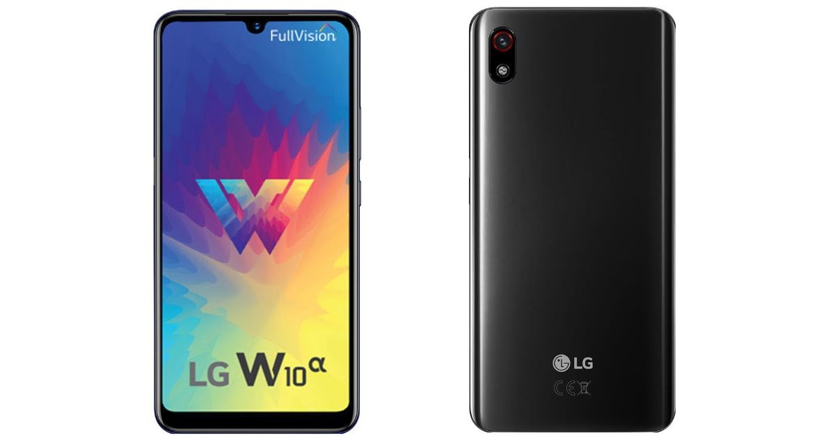 LG W10 Alpha with Unisoc SC9863 processor and Android 9 launched in India for Rs 9,999