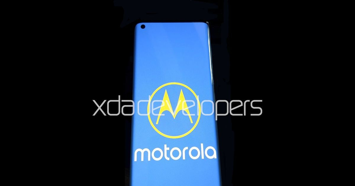 Motorola One 2020 leaked shot 1