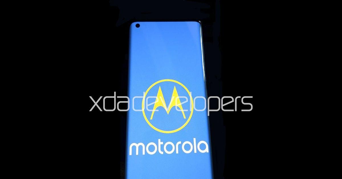 Motorola One 2020 leaked shot 1