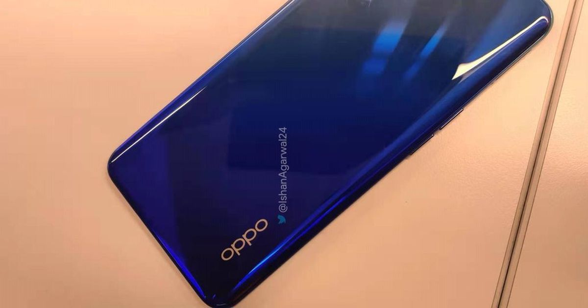 OPPO Reno3 Pro global edition