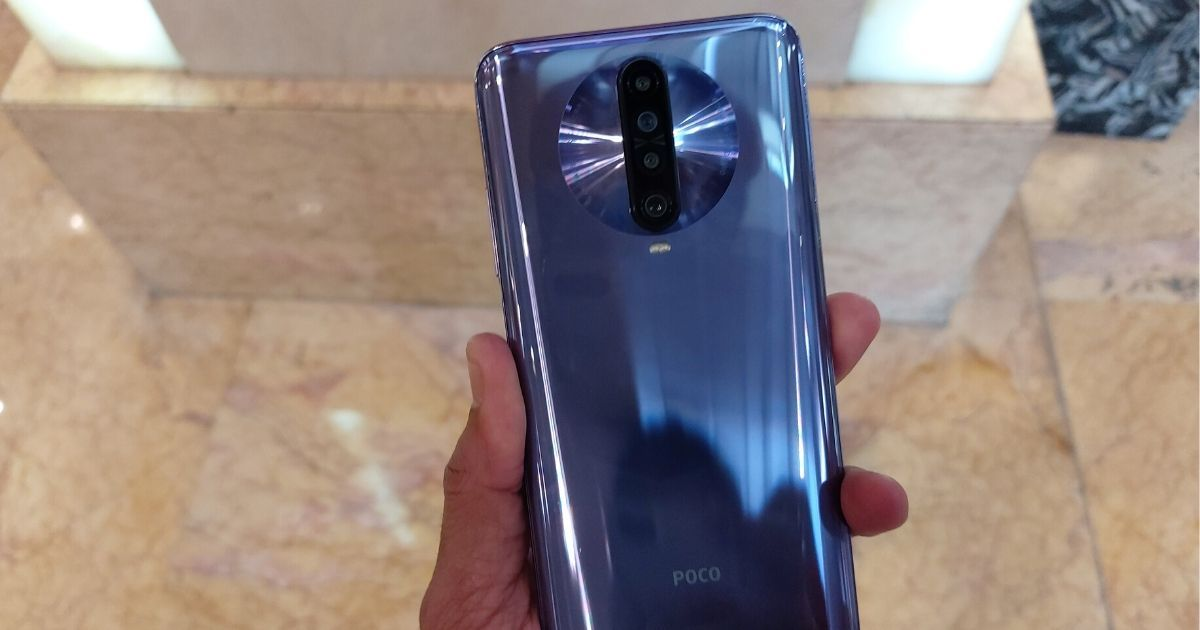 POCO X2 price increased by Rs 1,000 due to GST rate hike, now starts at Rs 16,999