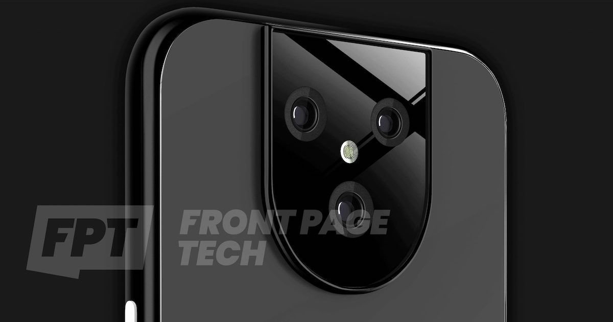 Is this our first look at the Google Pixel 5?