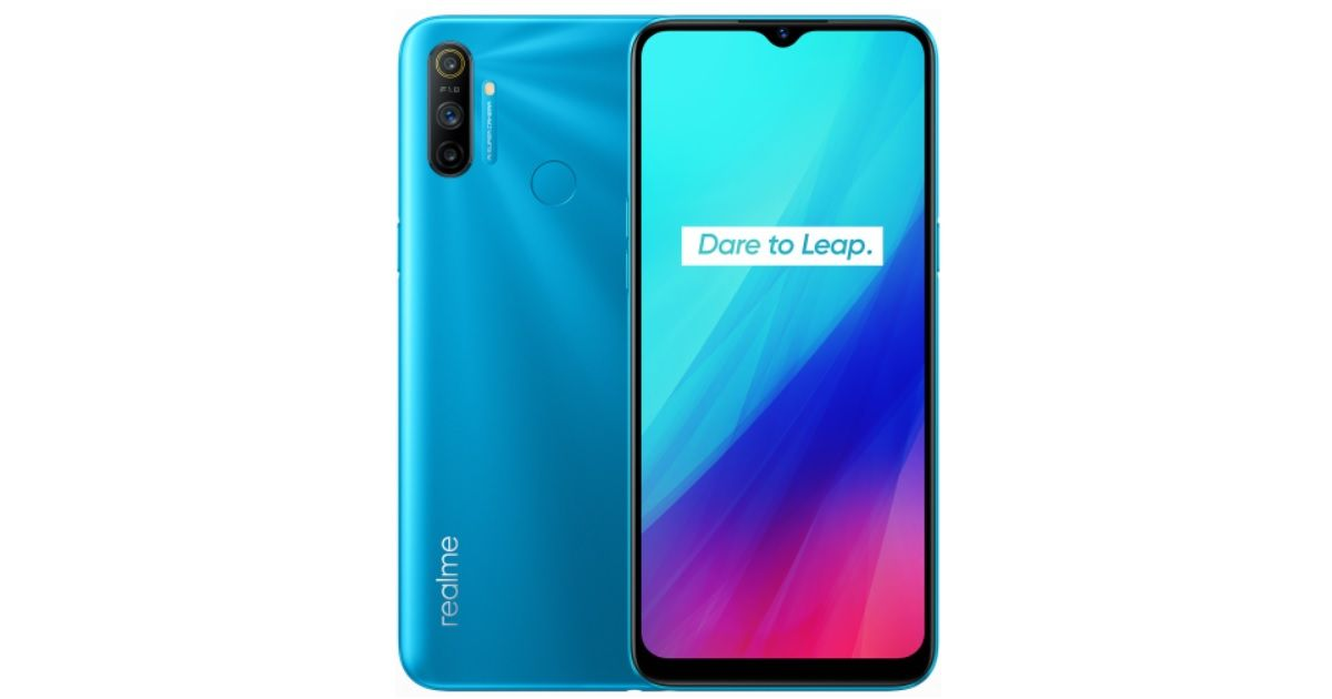 Realme C3 launched in Thailand with triple rear cameras and fingerprint sensor