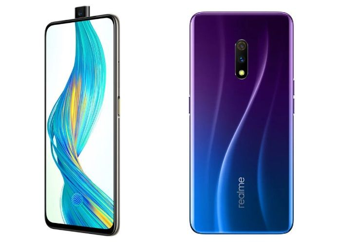 Realme X receives Android 10 update