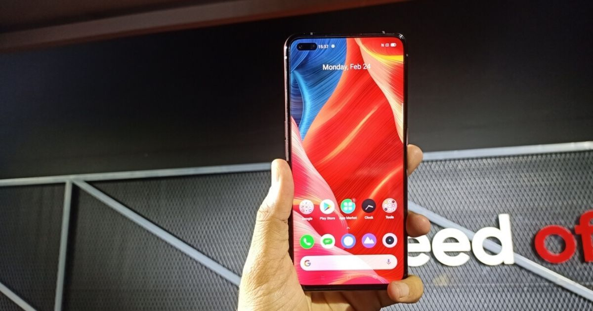 Top 5 features of Realme X50 Pro 5G