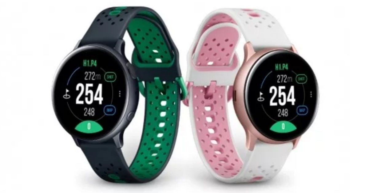 Samsung Galaxy Watch Active 2 Golf Edition launched in South Korea