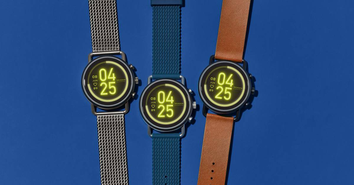 Skagen Falster 3 with inbuilt speaker and WearOS launched in India for Rs 21,995