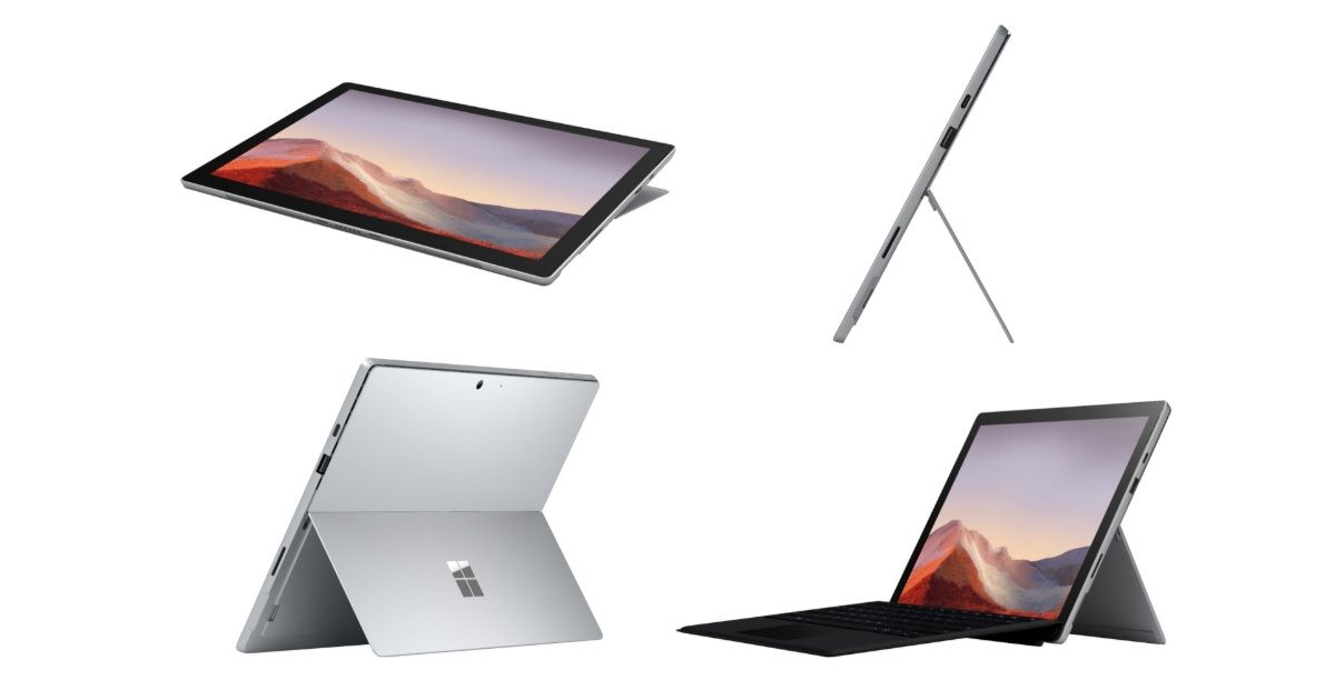 Microsoft Surface Pro 7 goes on sale in India, prices start at Rs 70,990