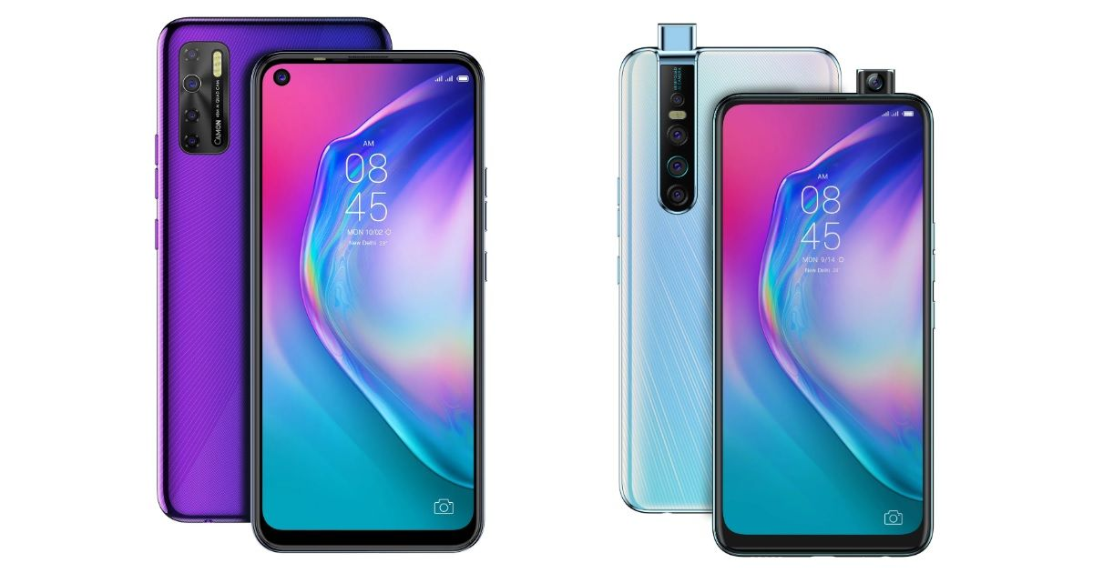 Tecno CAMON 15 and 15 Pro with quad cameras launched in India, prices start from Rs 9,999