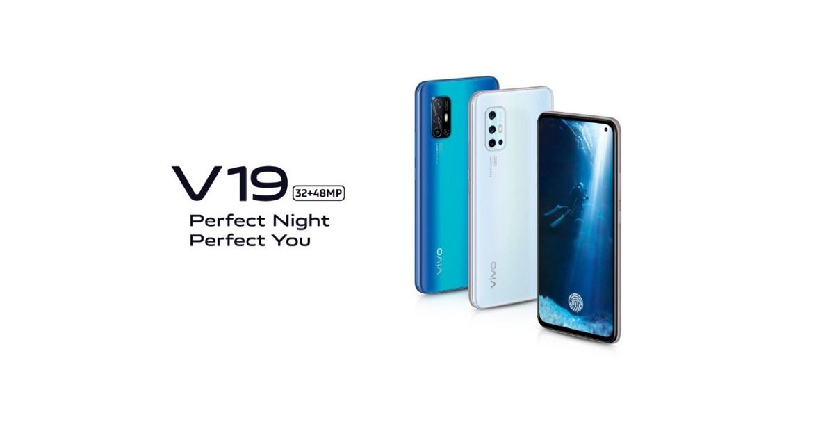 Vivo V19 with punch-hole display and 48MP quad cameras to launch on March 10th