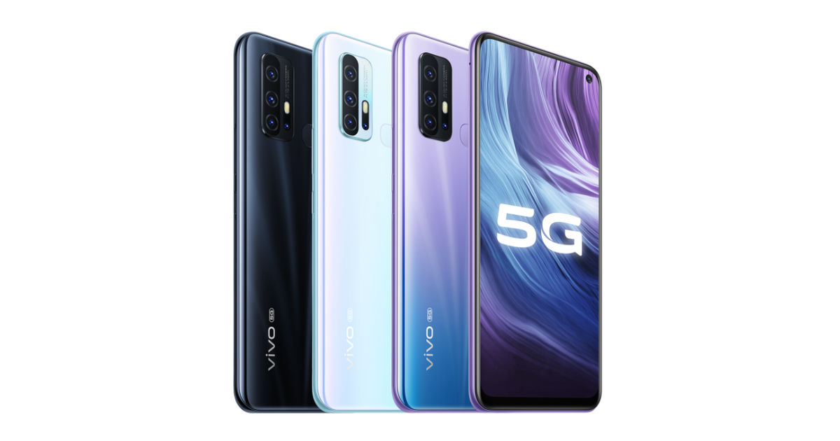 Vivo Z6 5G with Snapdragon 765G and 44W fast charging launched