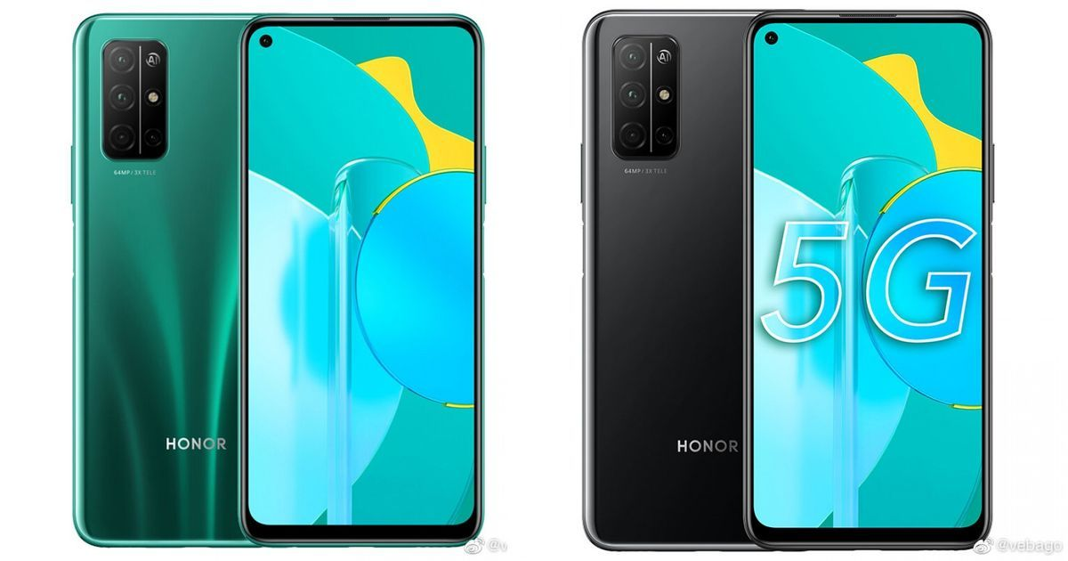 Honor 30S with Kirin 820 5G processor and 40W fast charging launched in China