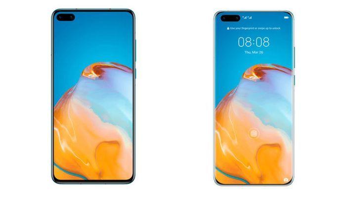 Huawei P40 and Huawei P40 Pro-