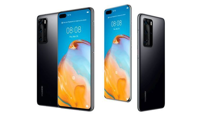 Huawei P40 and P40 Pro