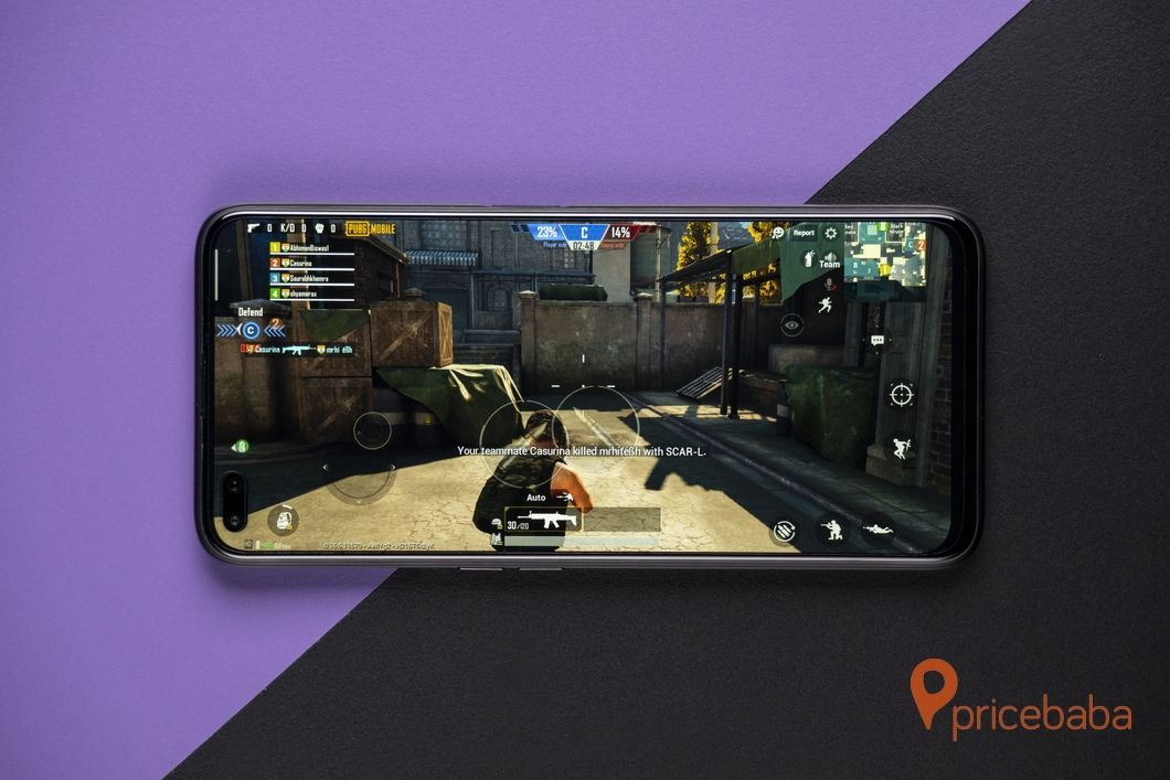 The Realme 6 Pro comes with 90Hz Ultra Smooth display and Snapdragon 720G SoC for gaming