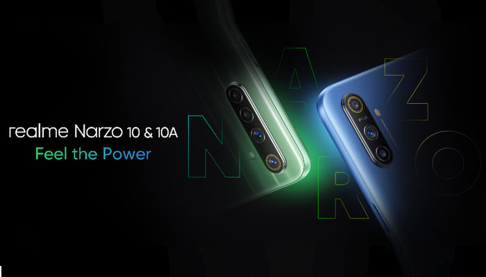 Realme Narzo March 26 launch