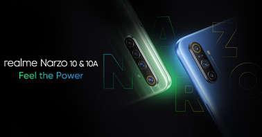Realme Narzo March 26 launch