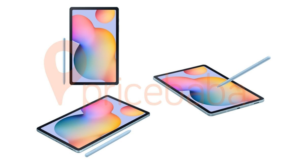 Exclusive: Samsung Galaxy Tab S6 Lite Wi-Fi variant price will start at €399, more renders revealed