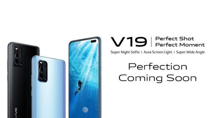 Vivo V19 March 26 launch date for India-