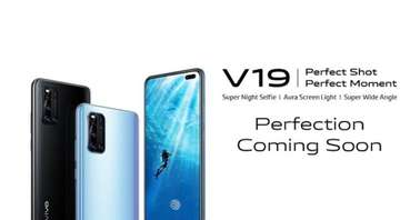 Vivo V19 March 26 launch date for India