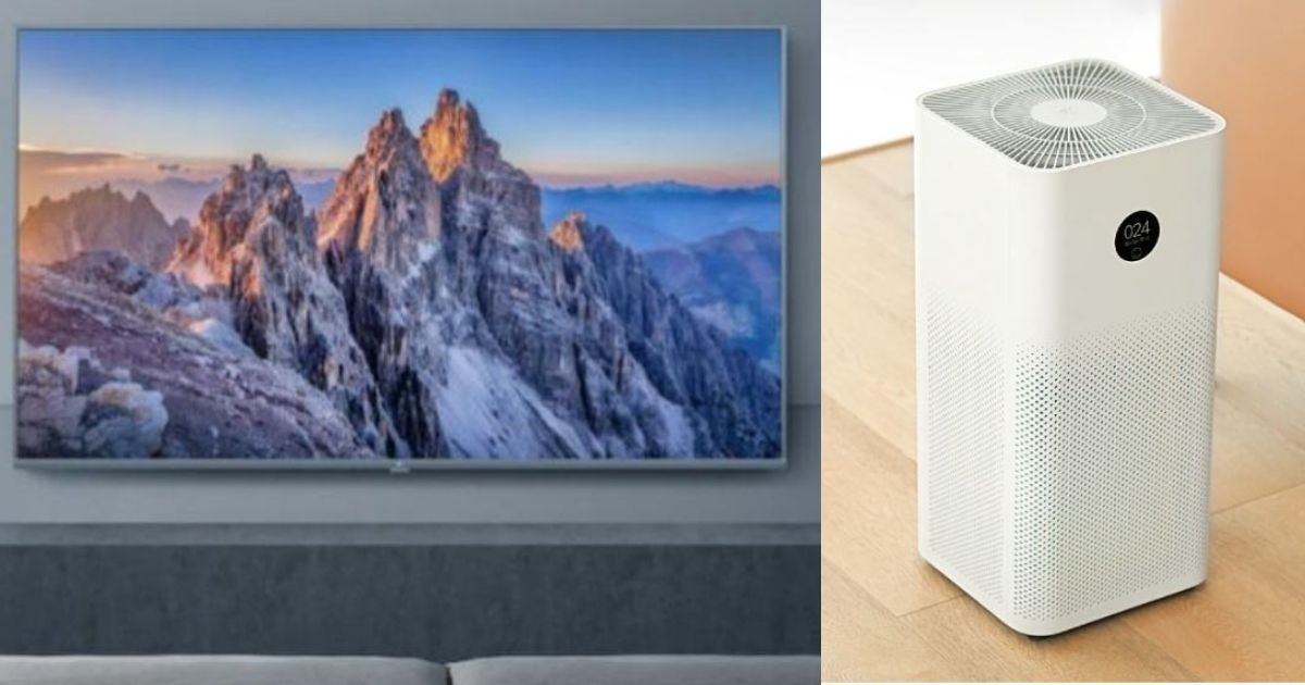 Xiaomi Mi TV 4s and Mi Air Purifier 3H launched: price, specifications