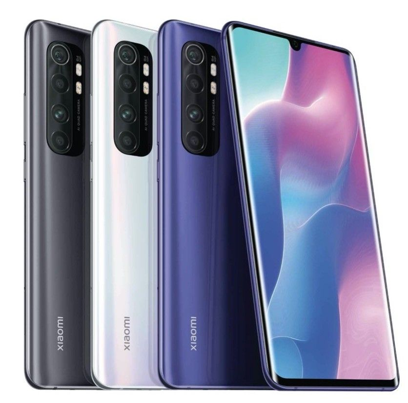 Xiaomi Mi Note 10 Lite comes with Snapdragon 730G
