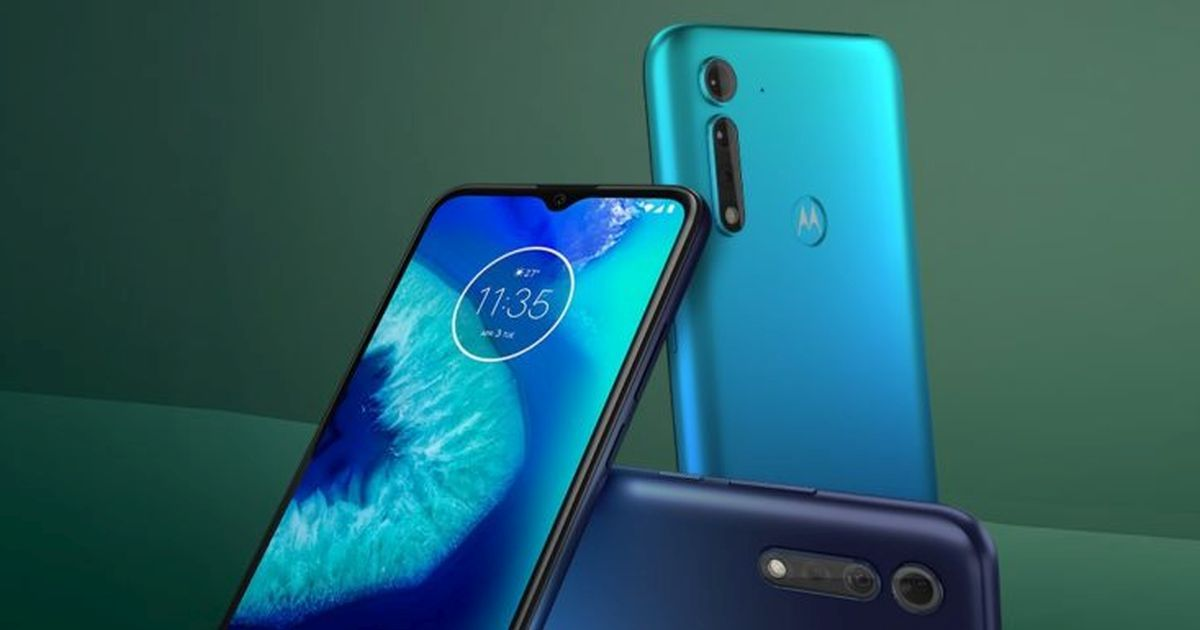 Moto G8 Power Lite with Helio P35 and 5,000mAh battery announced