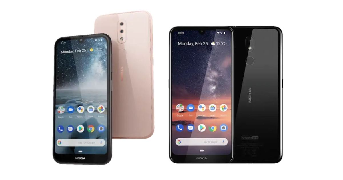 Nokia 4.2 and Nokia 3.2 start receiving Android 10 update