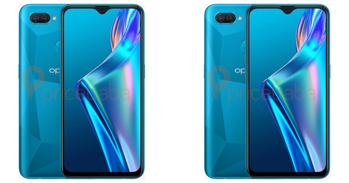 Exclusive: OPPO A12 design and specs revealed; Helio P35, 4,230mAh battery and more