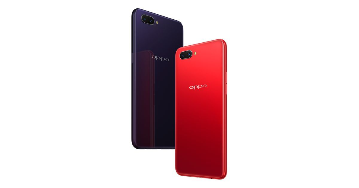OPPO A12e specs and images appear on official site
