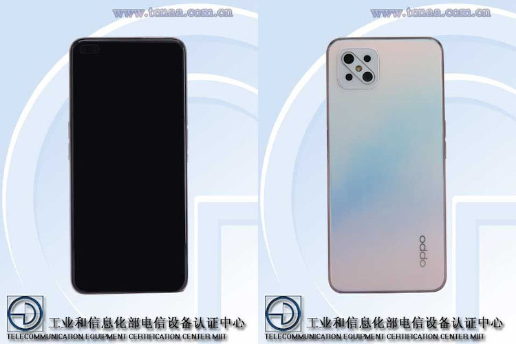 The OPPO A92s TENAA listing has revealed several key details of the handset