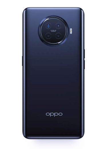 OPPO Ace 2 flaunts a 48MP quad-camera setup on the back